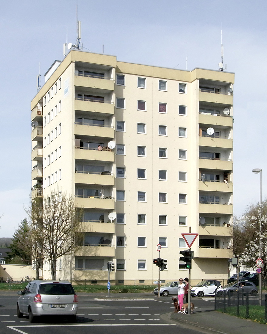 Wohnterrassen am Schillereck